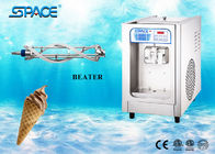 Single Flavor Ice Cream Machine , Small Commercial Ice Cream Maker ETL UL Standard