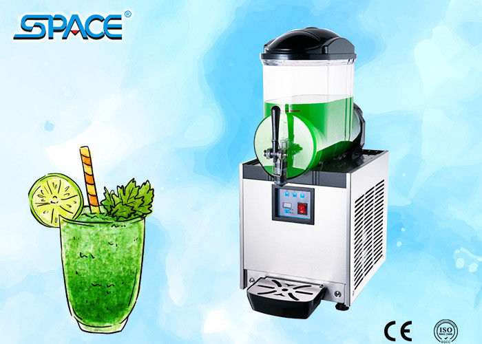 Single Flavor Commercial Slush Granita Machine , Margarita Frozen Drink Maker