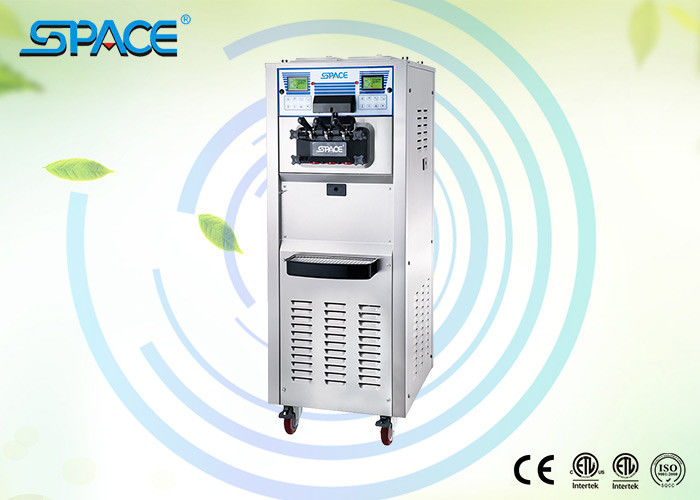 6248A Soft Serve Ice Cream Making Machine For Commercial Shop Use CE Certification